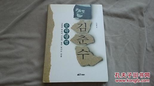 ???? ???    韩文:文学相册金春水(精装本)