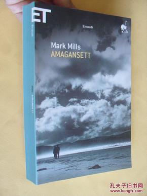 外文原版     Amagansett     by Mark Mills