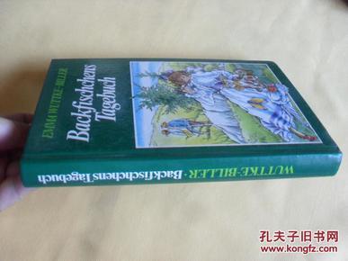 德文原版  精装      Backfischchens Tagebuch
