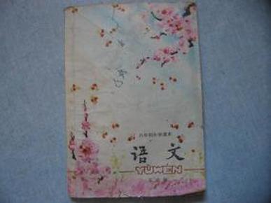 1984年六年制小学课本 语文 第四册