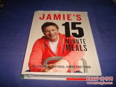 《Jamie's 15-Minute  Meals》