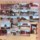 民国 北京风光 明信片 日文版 共19张合卖