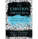 有感情的英语单词词库The Emotion Thesaurus: A Writers Guide to Character Expression