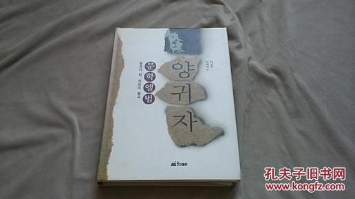 ???? ??? 韩文原版:文学相册 梁贵子(精装本)