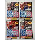 中国体育彩票NBA 4张(仅供收藏)