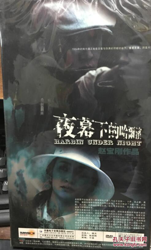 夜幕下的哈尔滨    11碟装DVD