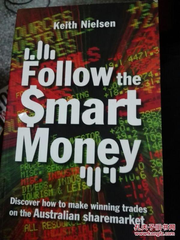 《如何在澳大利亚股票市场稳赚》follow the smart money 英文原版股票/BT