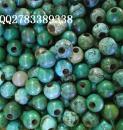 漆 传世绿松石珠子--一颗50元