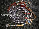 清代传世108颗紫珍珠朝珠项链收藏
