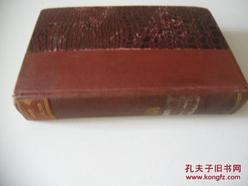 法文原版  羊皮书籍 古籍善本 《约翰·罗斯金》   John Ruskin