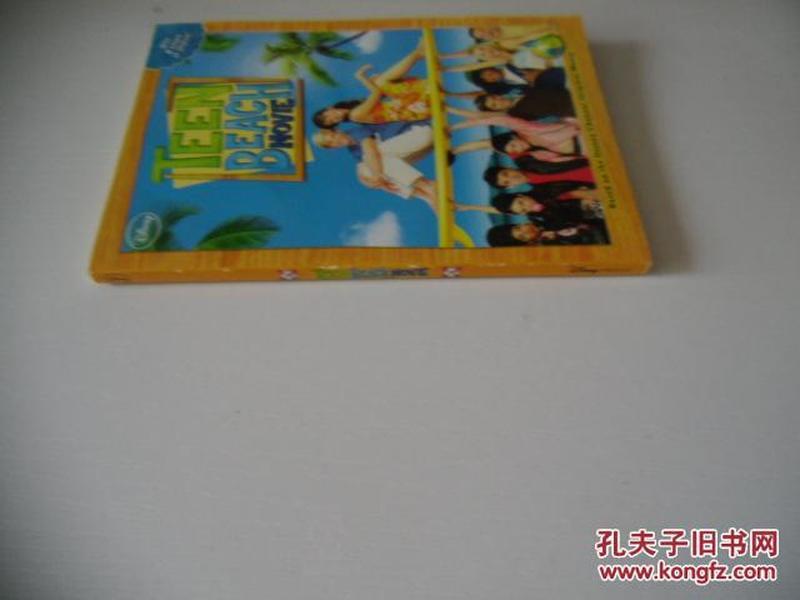 英文原版   Teen Beach Movie