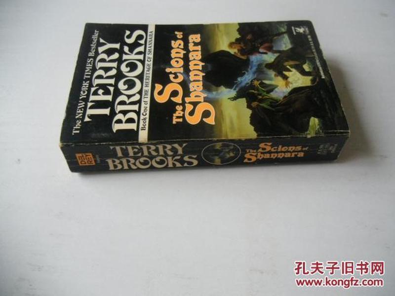 英文原版    Scions of Shannara: The Heritage of Shannara
