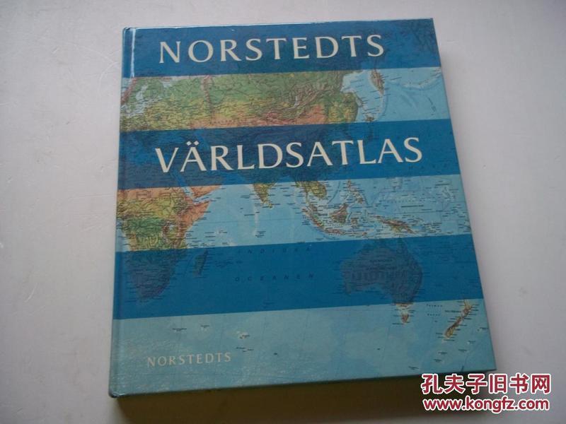 NORSTEDTS VARLDSATLAS [8K----14]