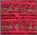 丝绸旅游钱包(漂亮!)