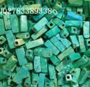 清代传世绿松石珠子  单颗50元