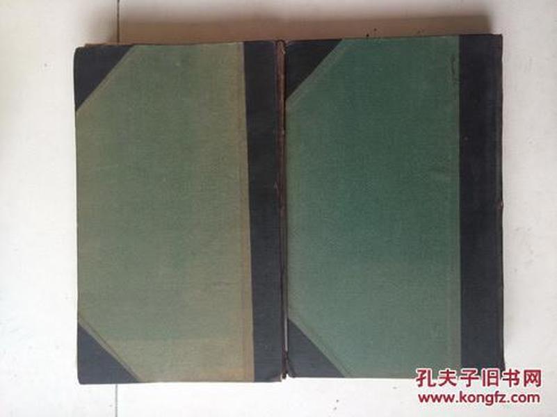 法律醫學(卷六—卷二十四+附)(線裝2大冊,圣約翰大學制作為硬精裝,貼有1915年藏書卡片)