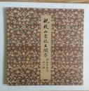 <<祝枝山书滕王阁序 > >活页8张全
