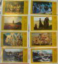 世界名画火花(共76张打包出售)