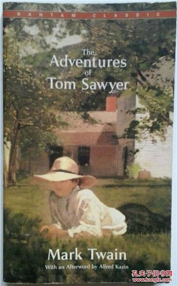 The Adventures of Tom Sawyer汤姆·索亚历险记