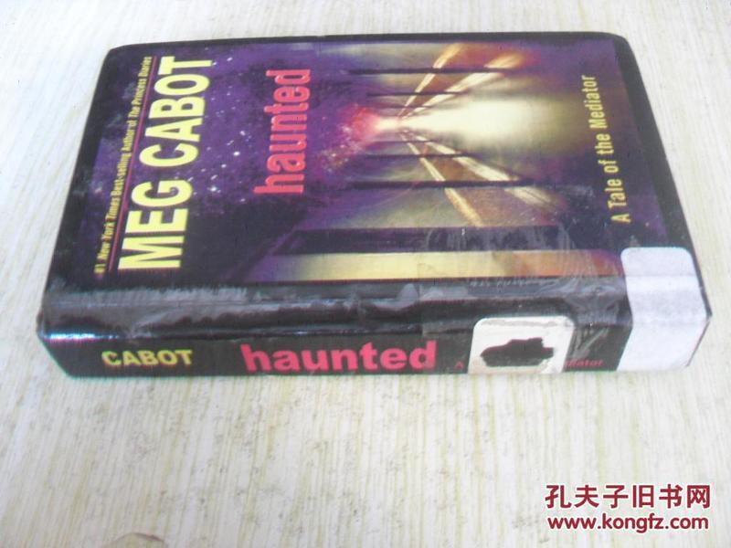英文原版    Haunted: A Tale of the Mediator
