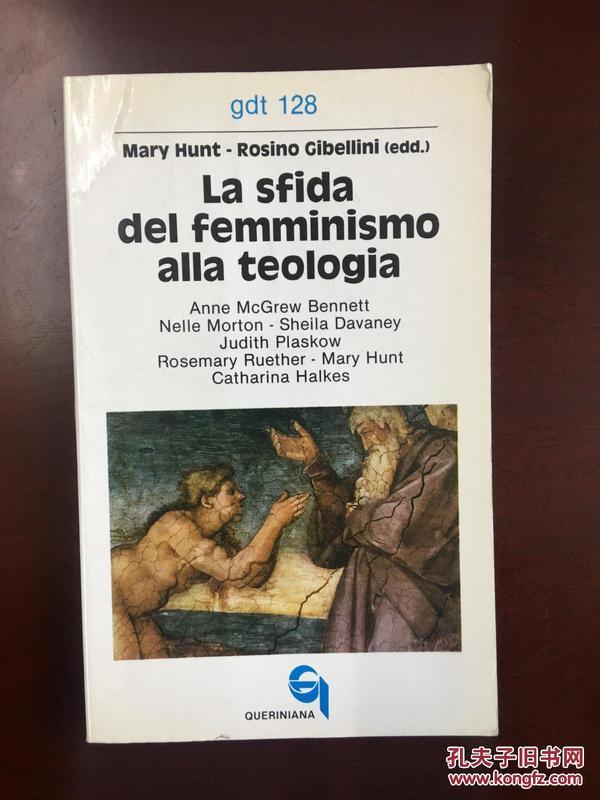 La sfida del femminismo alla teologia【女权主义神学的挑战】