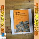 英文原版 EIGHT SIMULATIONS  八模拟