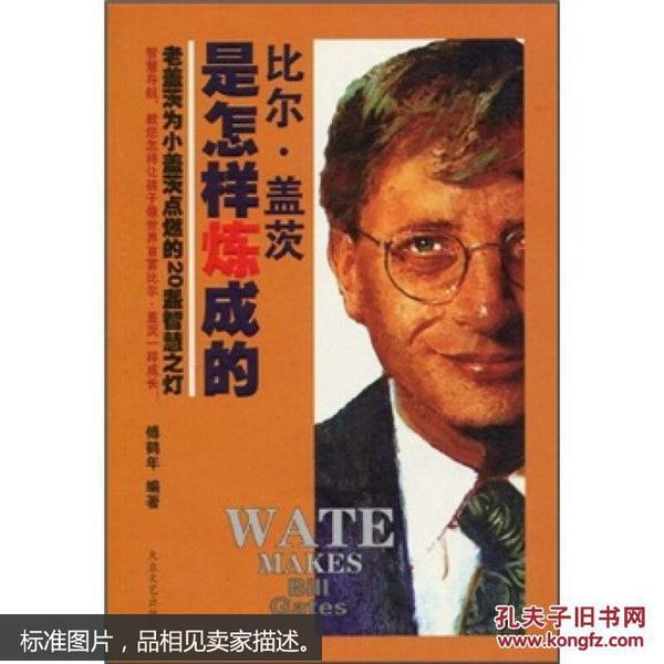比尔·盖茨是怎样炼成的