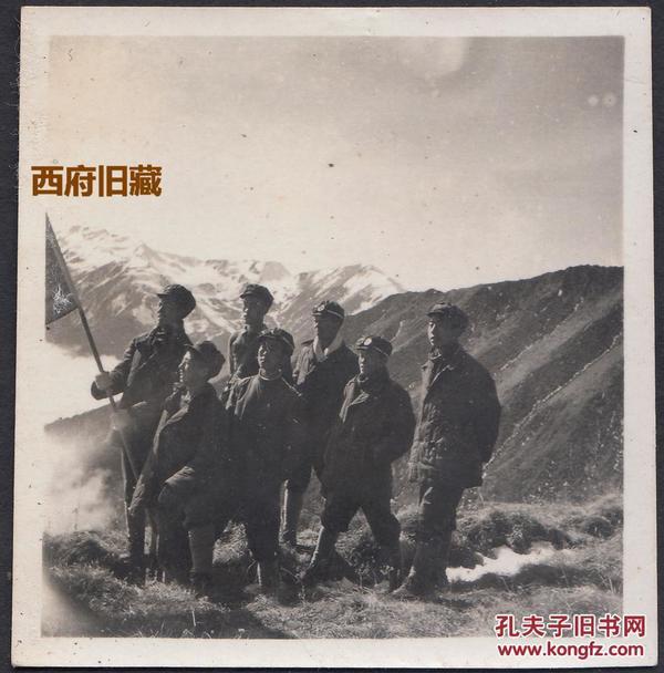 文化大革命【徒步串联】,站上雪山之巅!这个场景很少见到!真正的重走长征路!