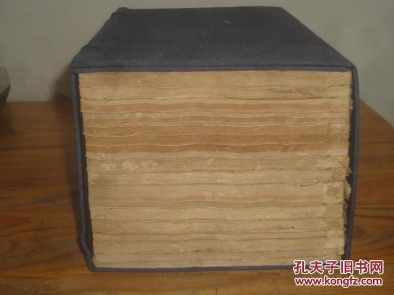 明嘉靖李元阳刻隆庆重修本 《仪礼注疏》 17卷1函16册全