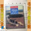 英文原版 collins cincise atlas of the world