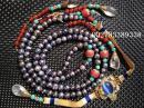 清代传世108颗紫珍珠项链收藏