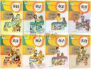 人教版小学英语课本3-6年级上下册教材PEP 小学英语教科书全套8本