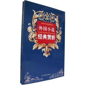 外国小说经典赏析(下册)/中外文学经典赏析丛书
