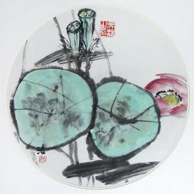 大来文化 吴浩 真迹字画 当代水墨大师 知名画家作品 收藏国画宣纸包邮00164
