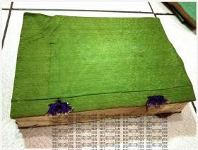 原版日本日文线装民國書法書 書道大鑑 ペン習字編 書翰文編 真行草編 編者:鈴木香雨 中村素堂 教文社 昭和十一年 硬封16開宣纸印