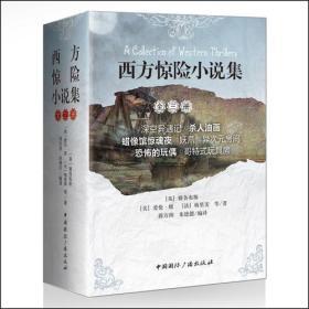 西方惊险小说集(共3册)9787507840087 n