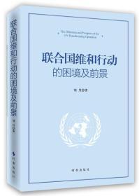 联合国维和行动的困境及前景