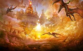 完美世界  顶级游戏宣传画集2