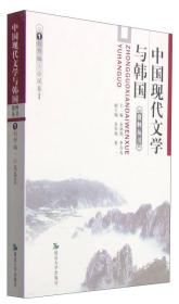中国现代文学与韩国  资料丛书1