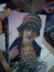 3本套装  正版1920s  1930s  1940s Fashion: The Definitive Sourcebook时尚复古女服装书  正版 1920s Fashion:20世纪20年代时尚复古时尚女装时装服装画册