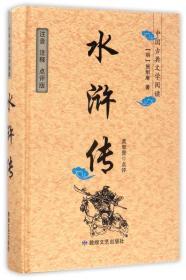 水浒传/中国古典文学阅读