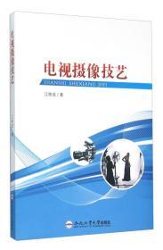 二手电视摄像技艺江铁成合肥工业大学出版社9787565025501