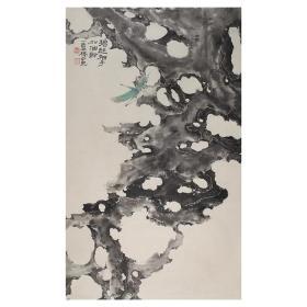 大来文化 马勇 真迹字画 当代水墨大师 知名画家作品 收藏国画宣纸包邮00169