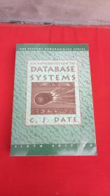 AN INTRODUCTION TO DATABASE SYSTEMS(SIXTH EDITION)
