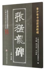 张猛龙碑(青少年书法实用教程)