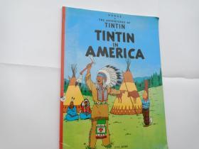 Tintin in America ..