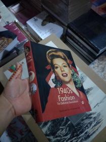 3本套装  正版1920s  1930s  1940s Fashion: The Definitive Sourcebook时尚复古女服装书