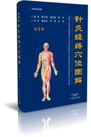 针灸经络穴位图解(第5版)-名医世纪传媒