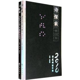诗探索2010年(第4辑)(理论卷、作品卷)