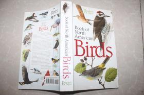 Book of North American Birds本书北美鸟类 手绘彩色版